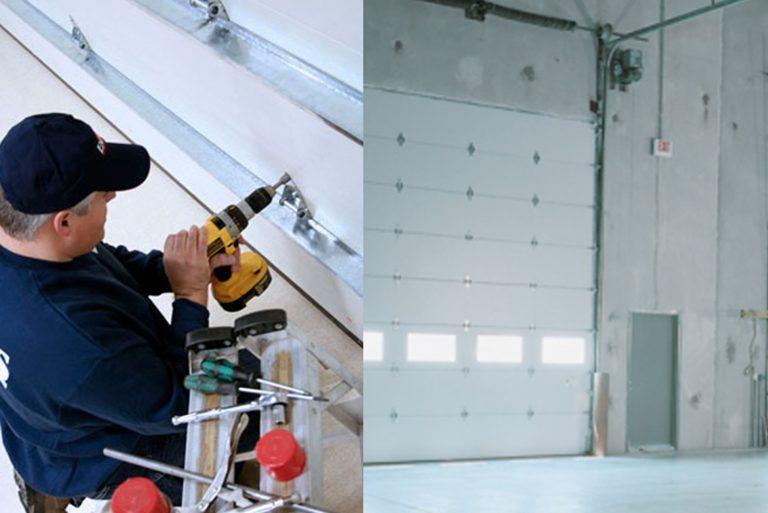 Commercial Garage Door Repair Service