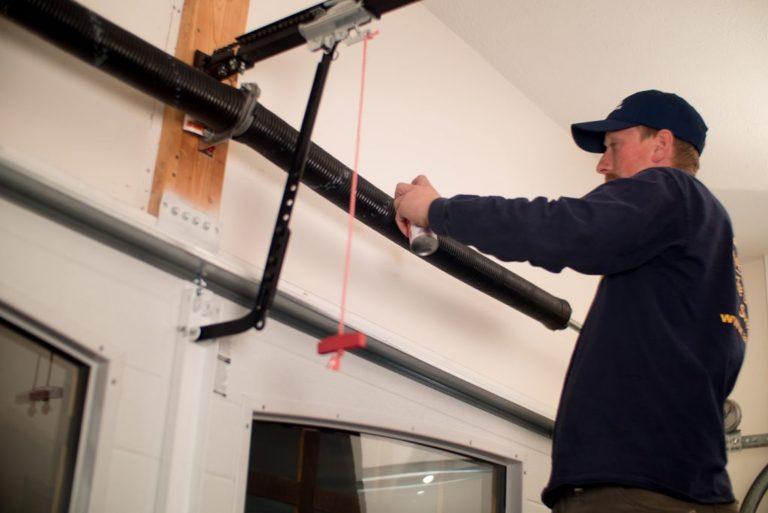 Garage Door Spring Service