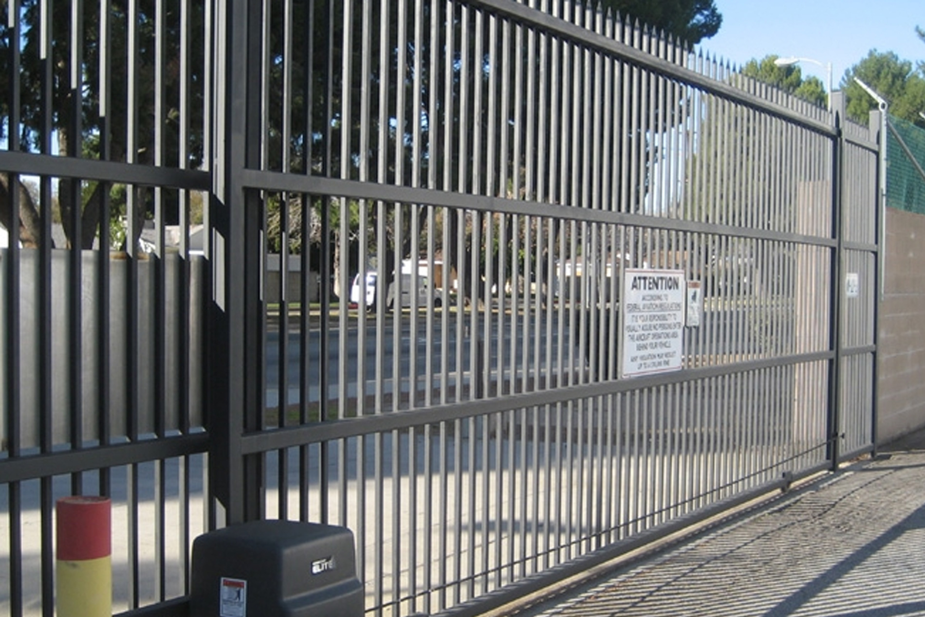 Electric and Automatic Gate Opener Repair
